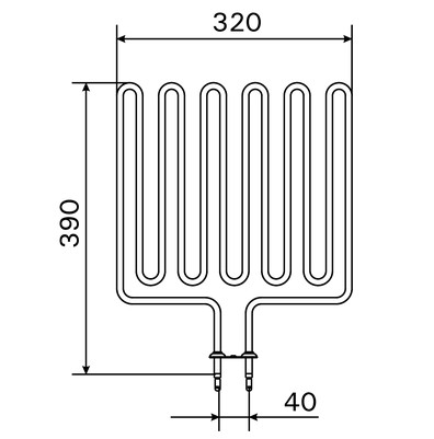 ZSL-314 2500W/230V