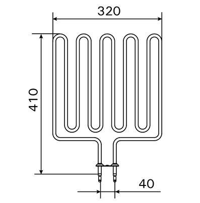 ZSK-720 3000W/230V