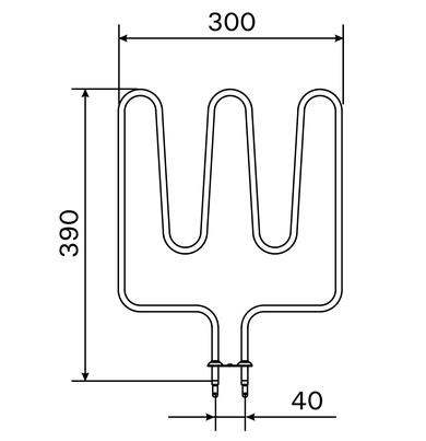 ZSK-690 1500W/230V
