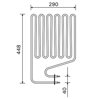 ZSP-250 2500W/230V