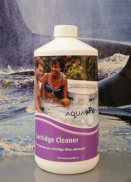 Aquasparkle Suodattimen puhdistusaine altaille 1L