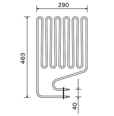 ZSP-255 3000W/230V