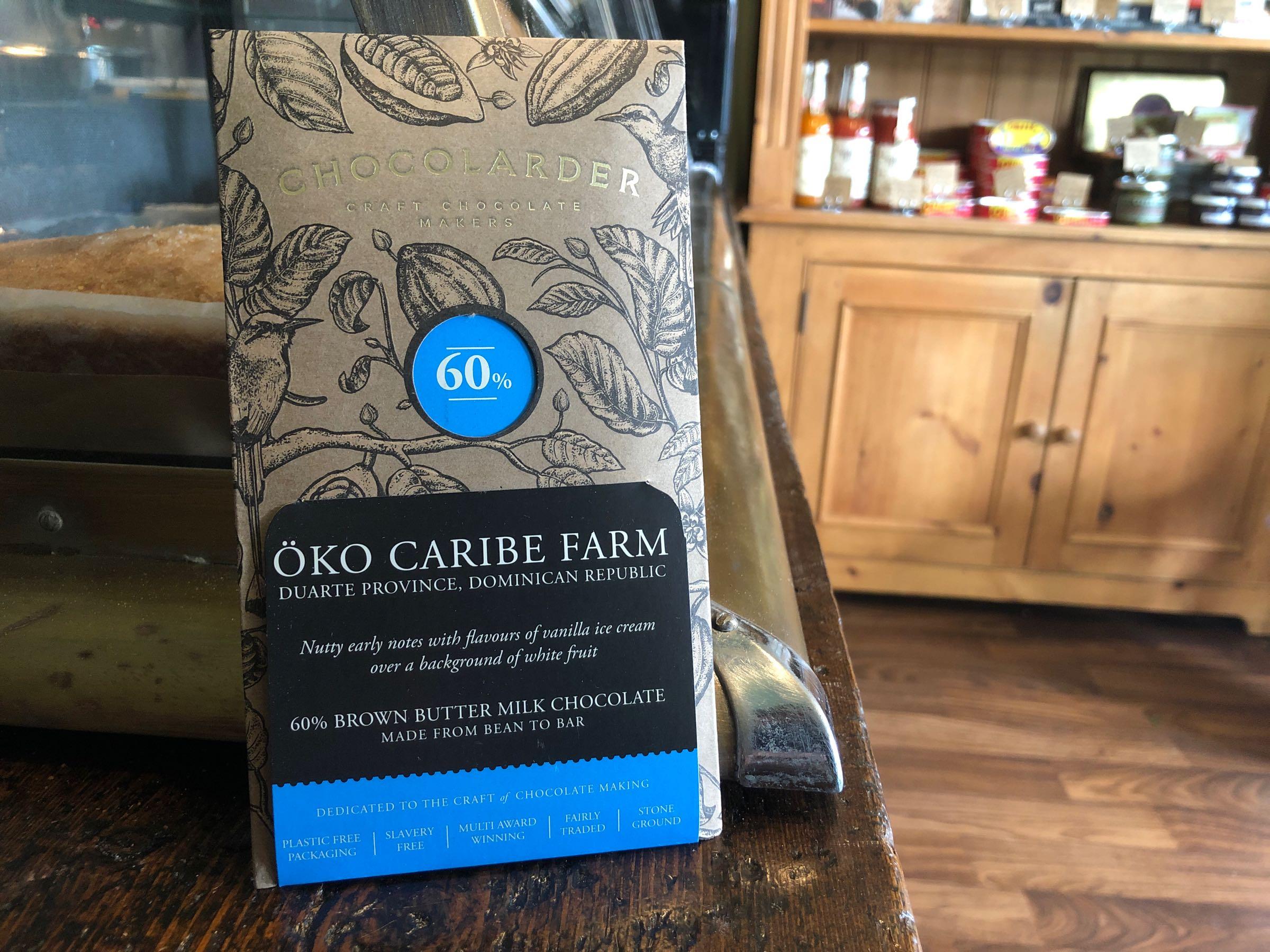 Chocolarder Oko Caribe Farm 55% Milk