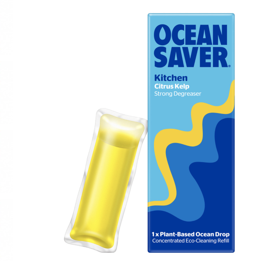 Ocean Saver Kitchen degreaser refill pod