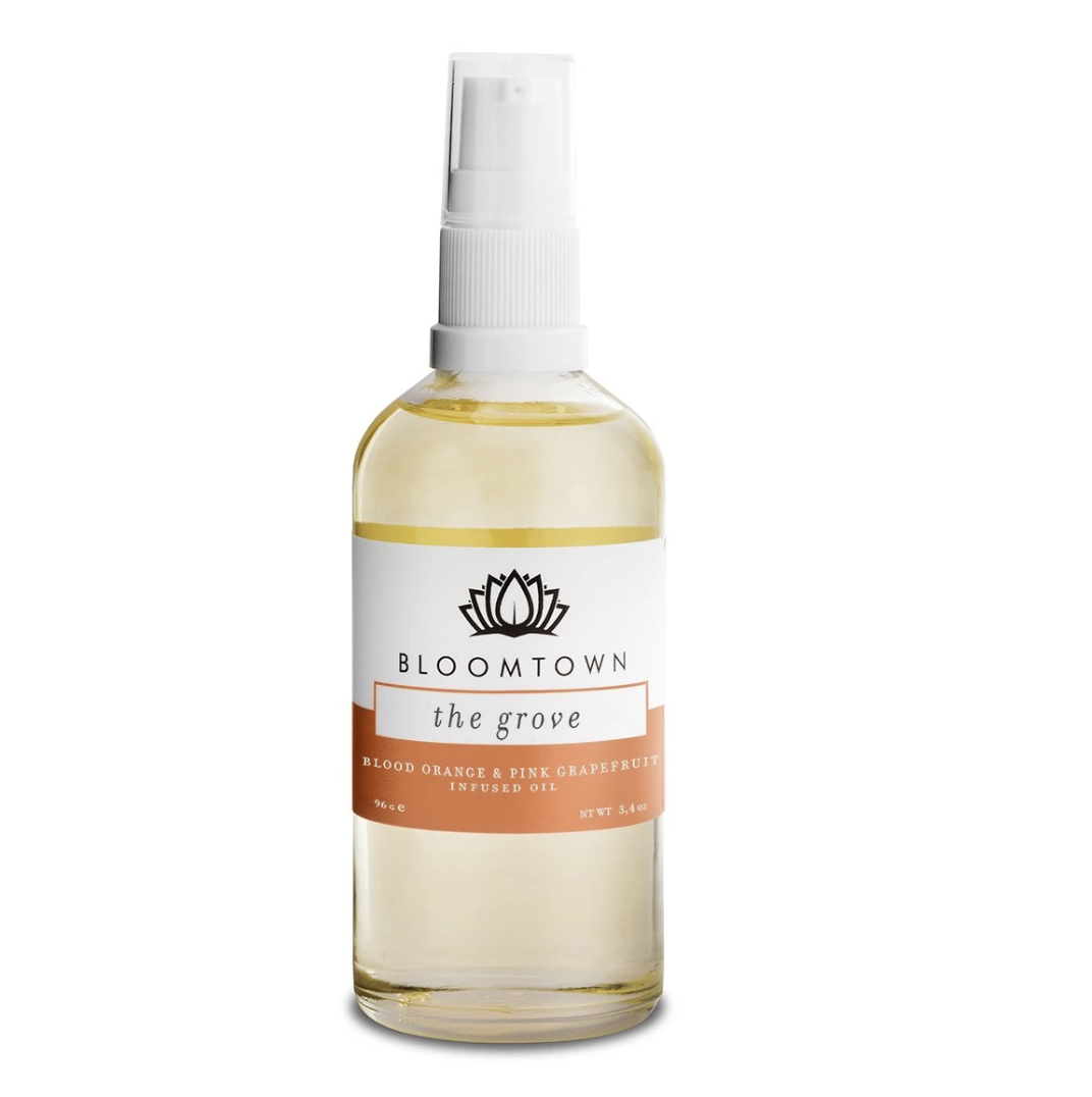 Bloomtown Bath and body oil