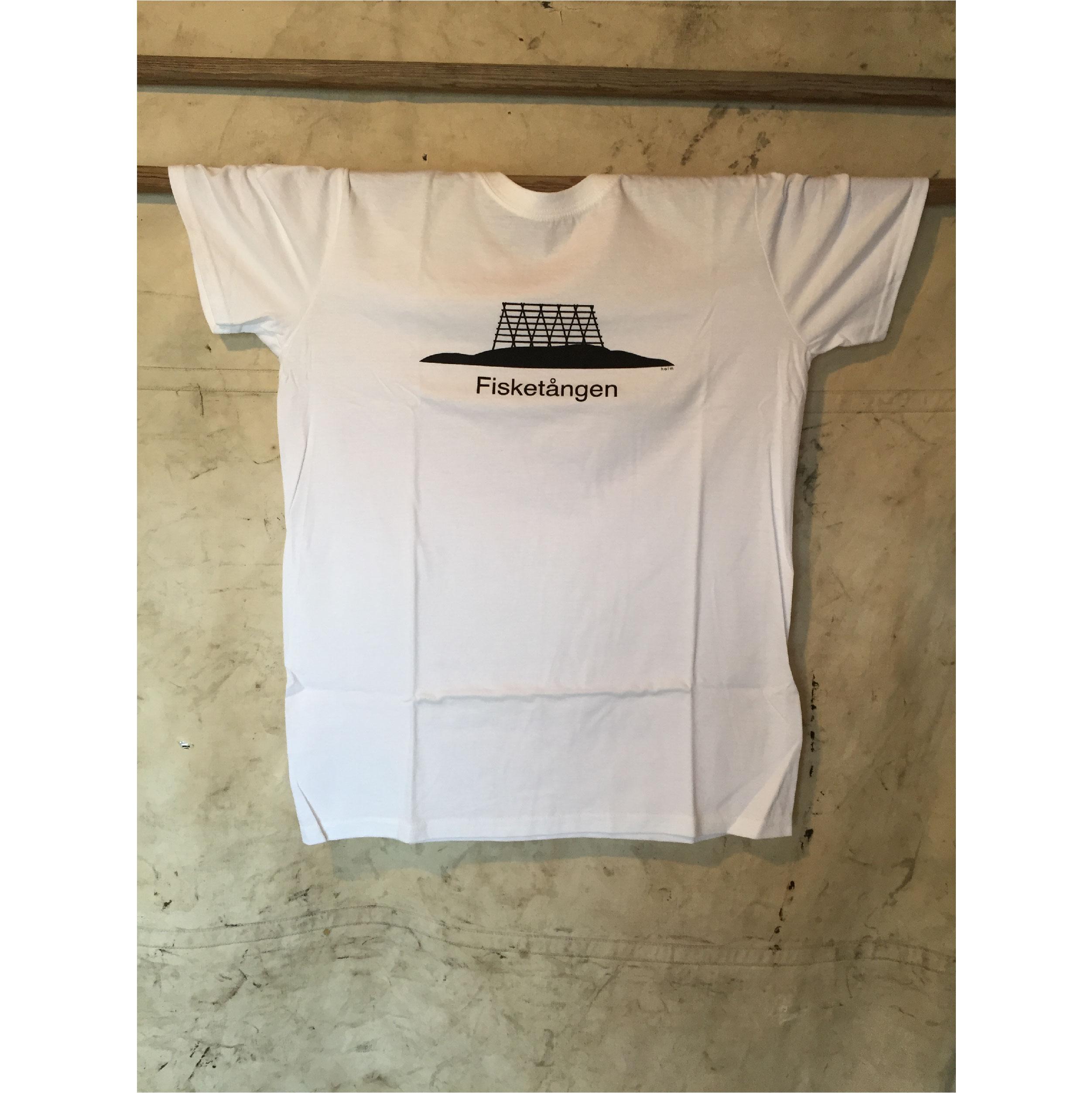 B03 T-Shirt Fisketången stort tryck