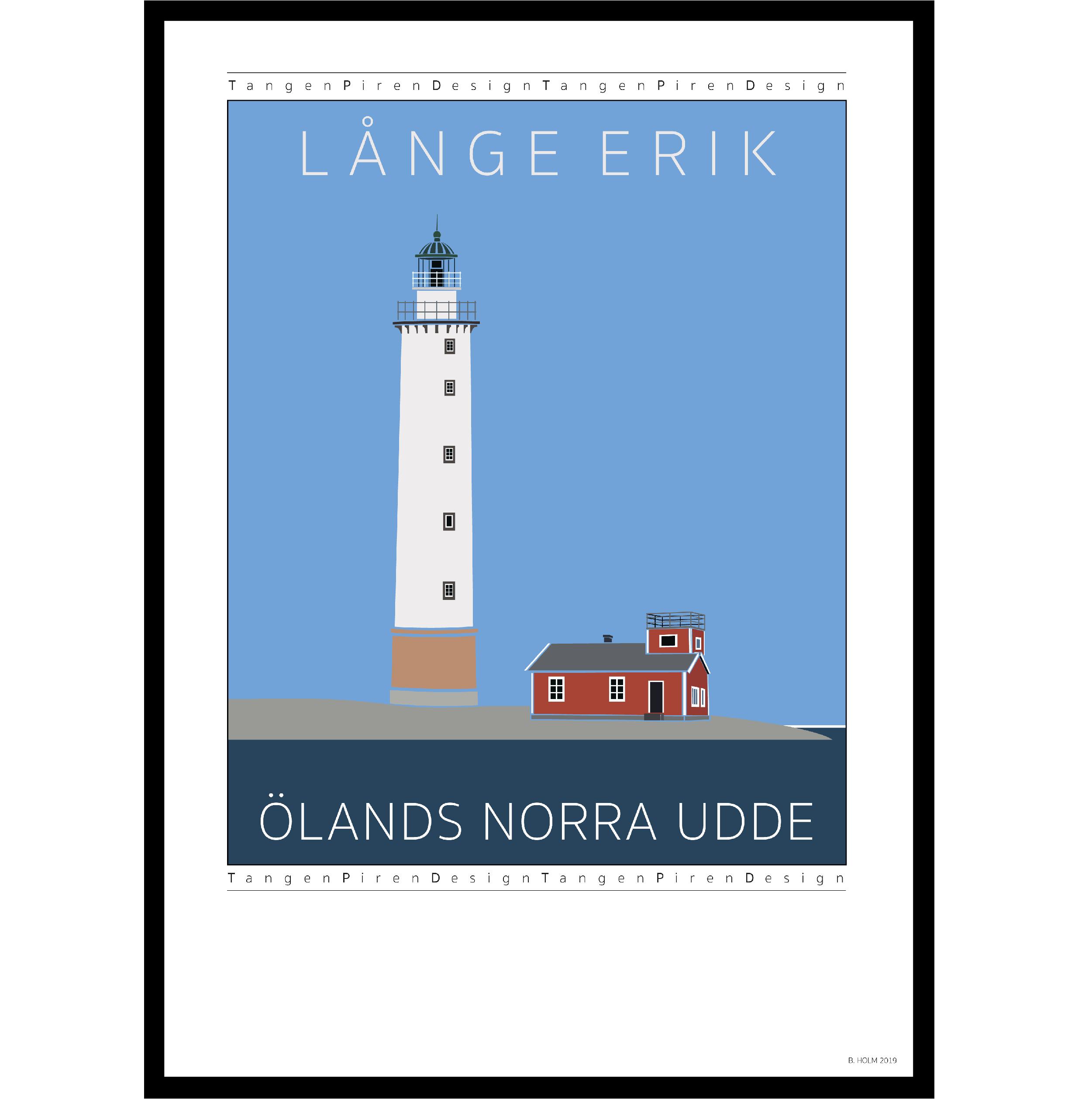 A000 Poster Långe Erik