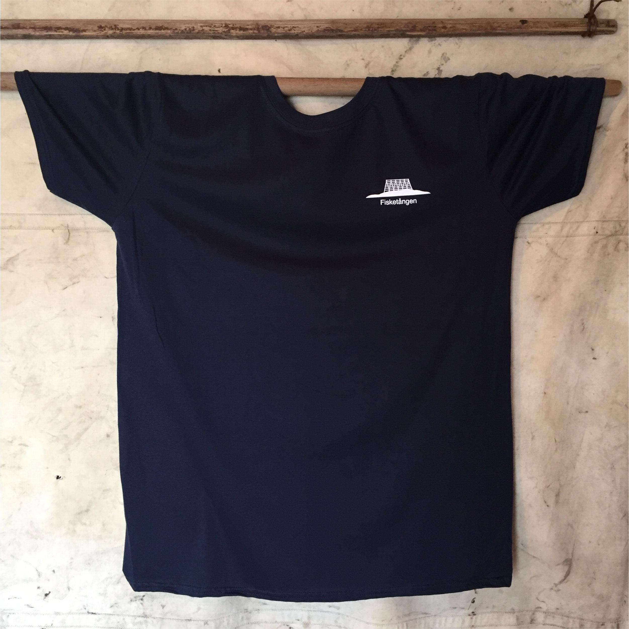 B04 T-Shirt Fisketången litet tryck