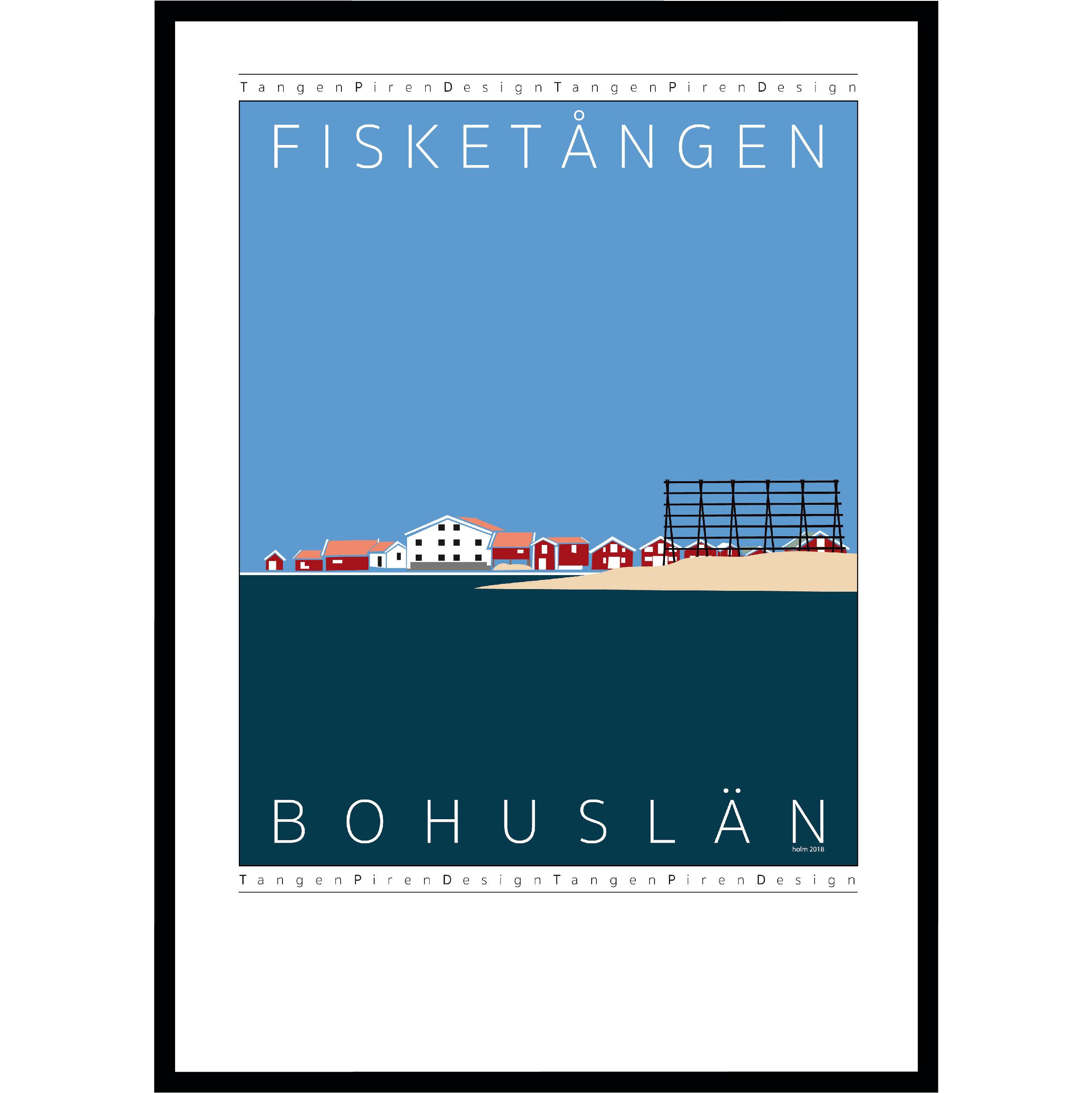 A01 Poster Fisketången