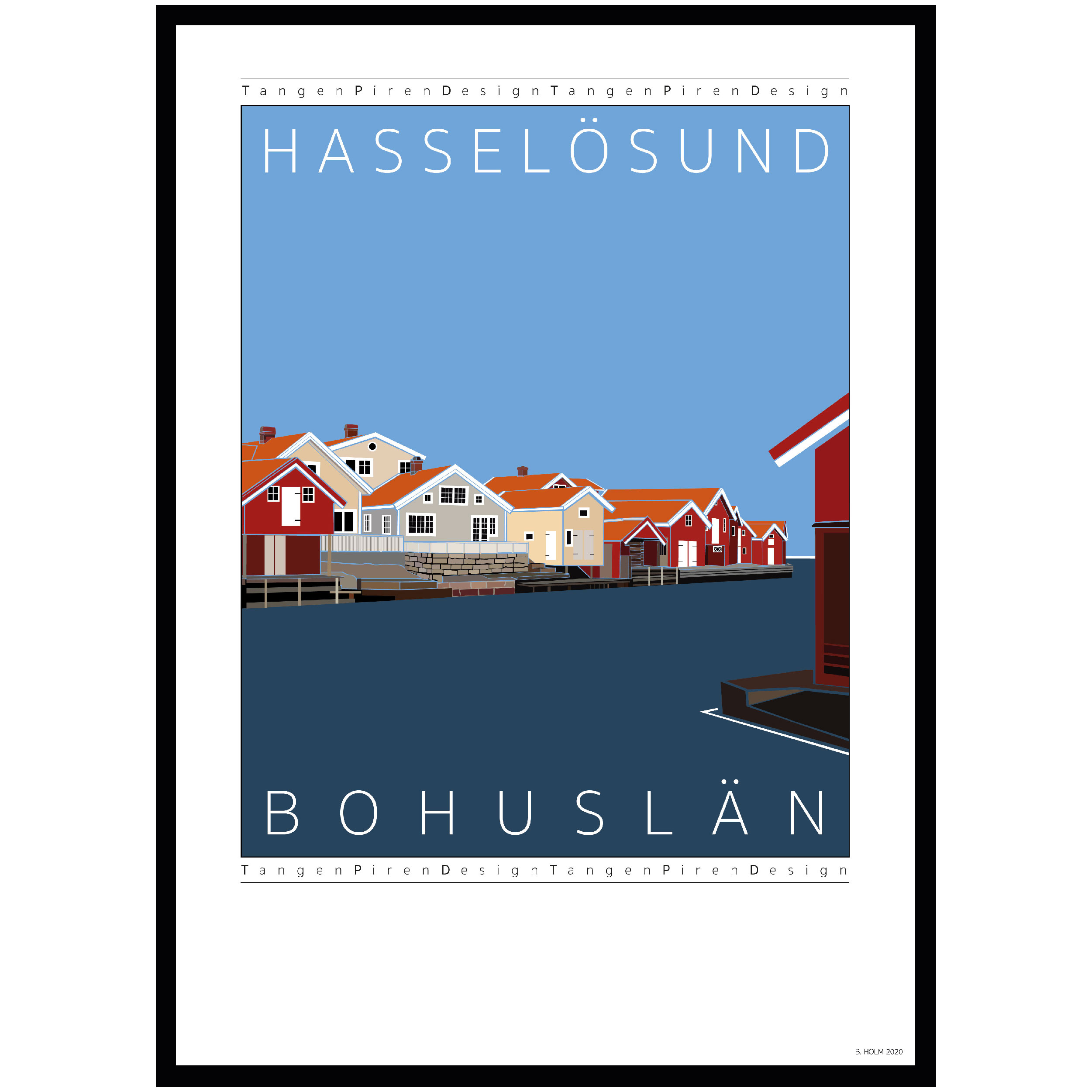 A021 Poster Hasselösund