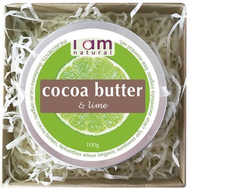 Organic Cocoa Butter & Lime Gift Box