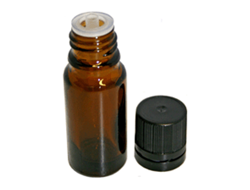 Amber dropper bottle 10ml