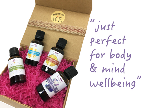 Massage Moments Wellbeing Gift Set