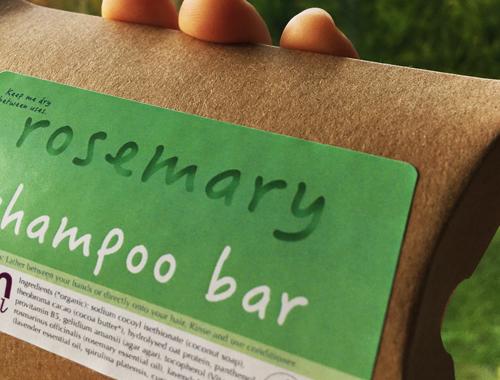Shampoo Bar - Rockin' Rosemary