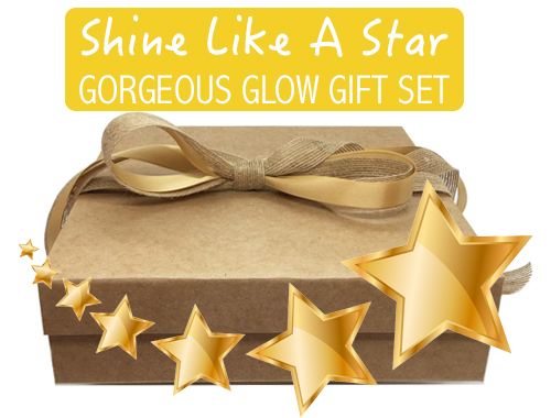 Shine Like A Star Gift Set