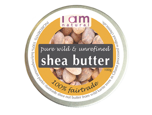Fairtrade Shea Nut Butter Tin
