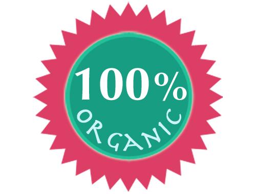 Organic Calming Oil