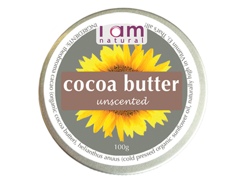 Organic Cocoa Butter Unscented