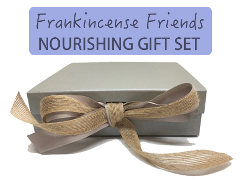 Organic Frankincense Friends Gift Set