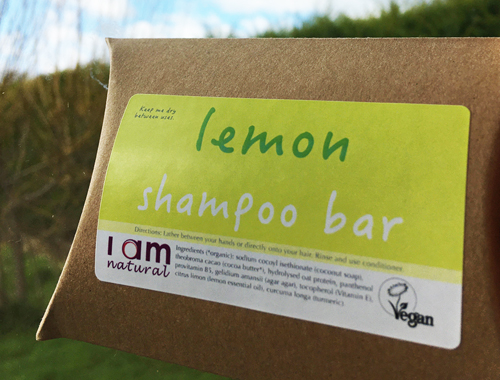 Shampoo Bar - Zesty Lemon