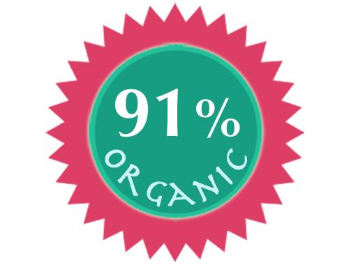 Organic Chamomile & Cocoa Lipbalm