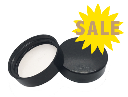 Black urea lids - Pack of 5 - SALE