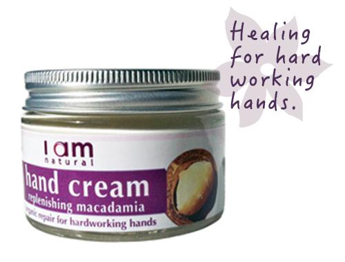 Organic Macadamia Replenishing Hand Cream