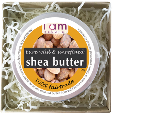 Fairtrade Shea Nut Butter Gift Box