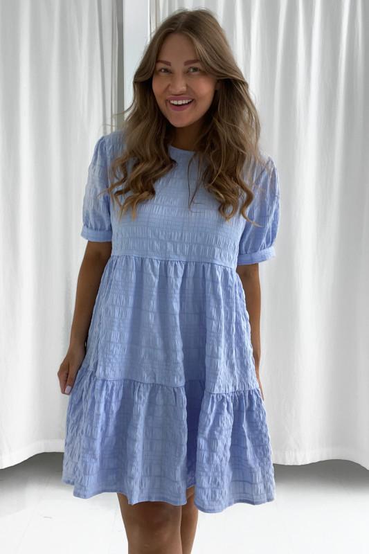 BYIC - Kort Vilma kjole - Lyseblå