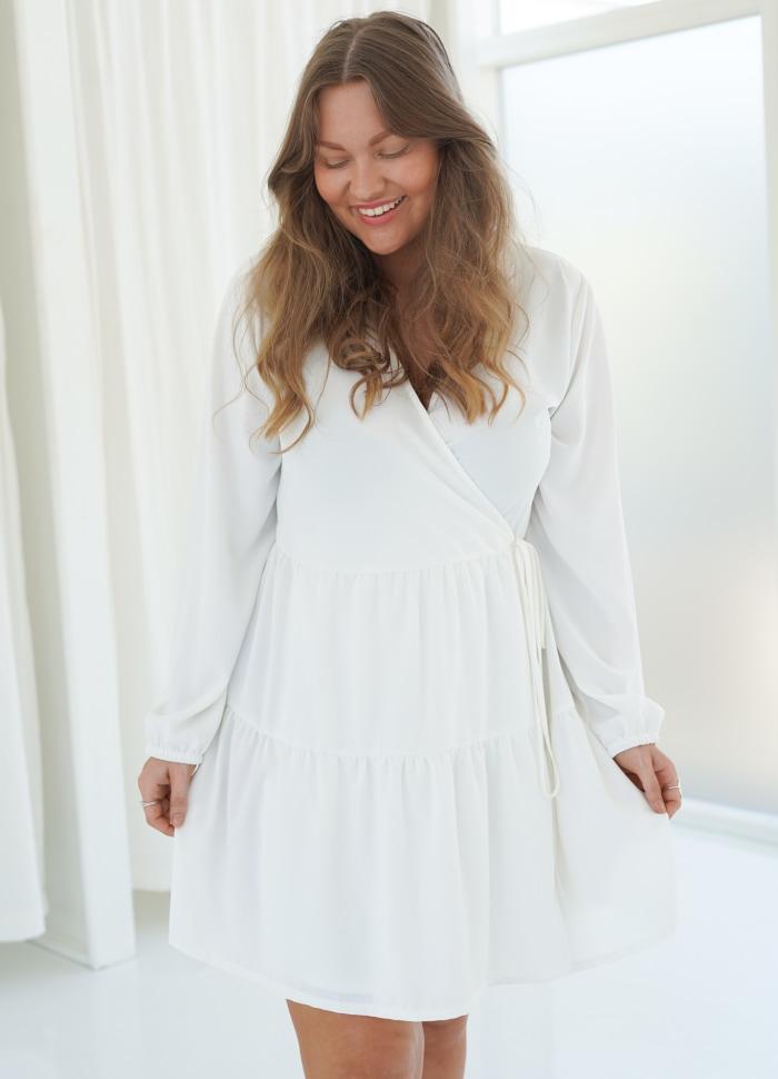 BYIC - Elina kjole - Hvid