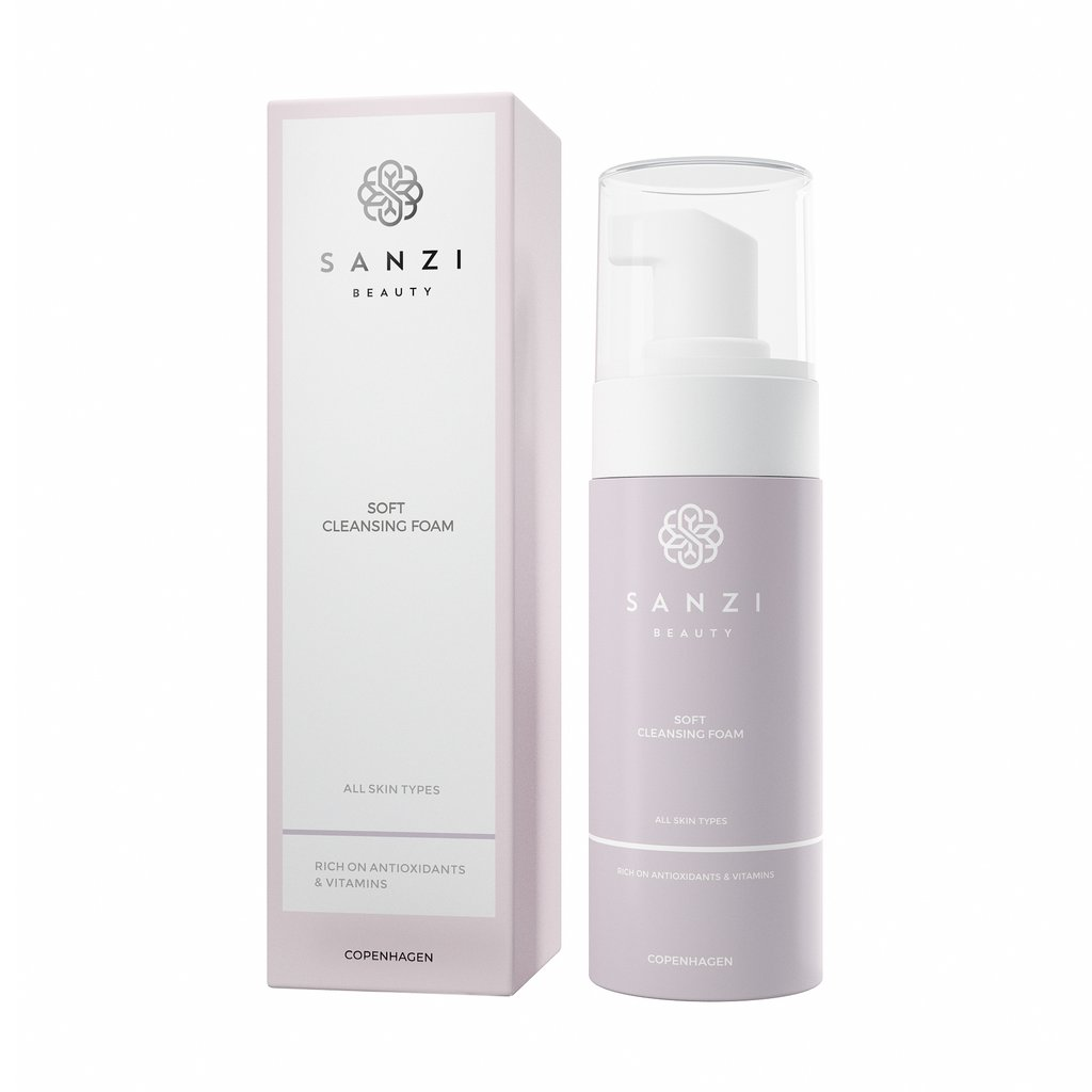 Sanzi Beauty Soft Cleansing Foam 150ml