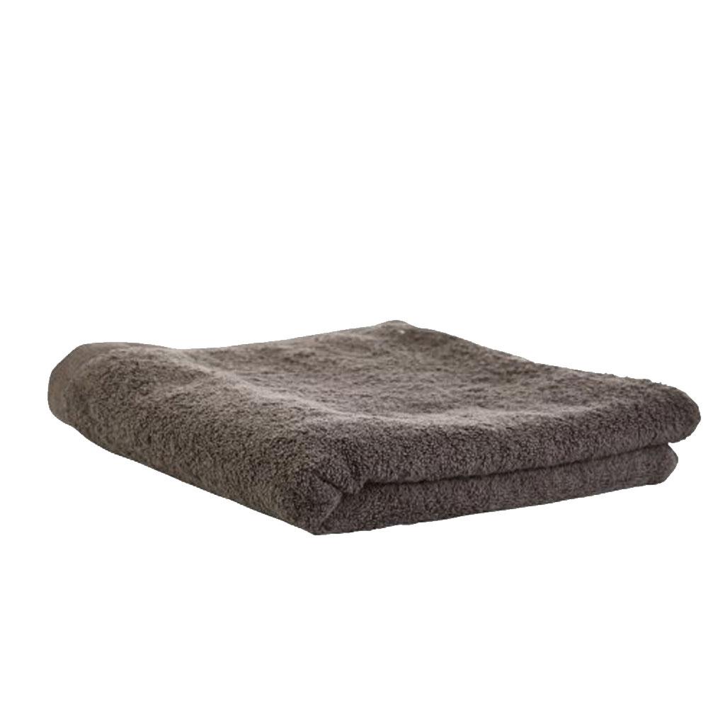 Gæstehåndklæde 30x50cm, Granit