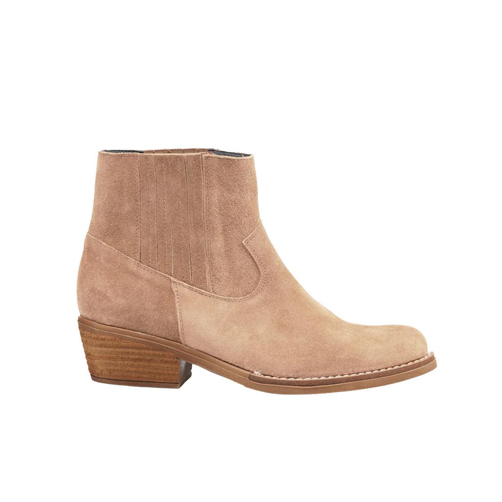 Boots, Linda Mushroom