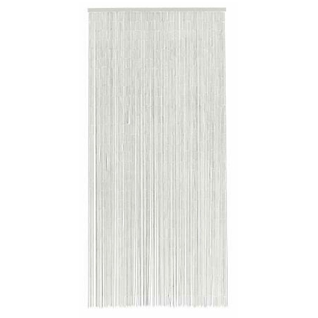 Bambusforhæng, Hvid 200x90cm