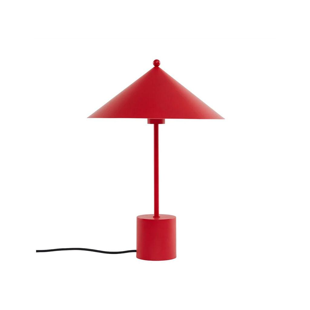 Bordlampe, Kasa Cherry Red, OYOY