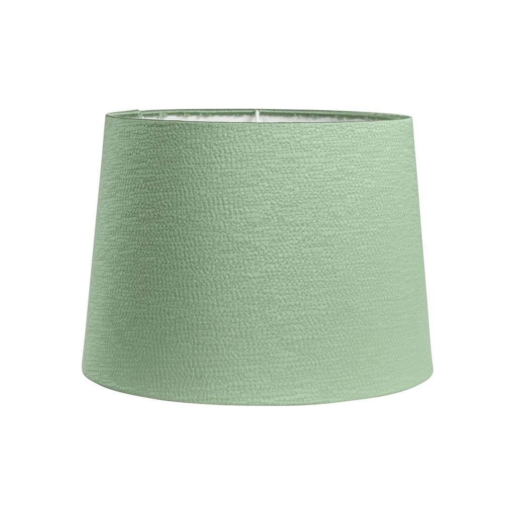 Lampeskærm, Sofia Glint silkelook, Mint