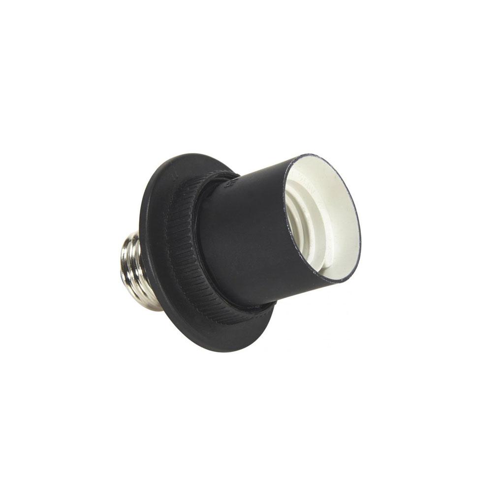 Adapter til E27 - sæt nemt en ny lampeskærm på din gamle lampefod