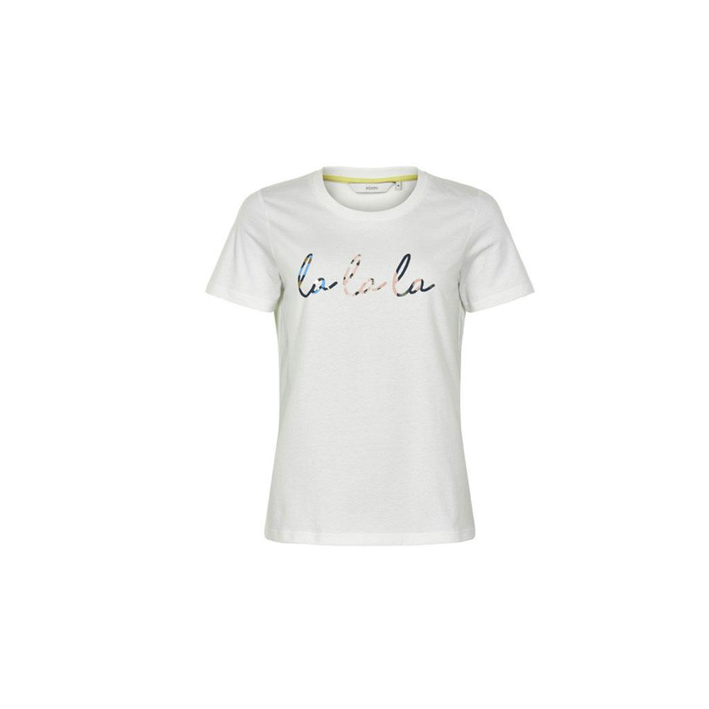T-shirt La la la, Nümph