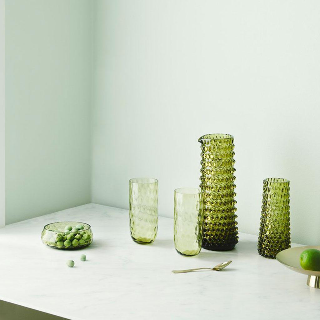 Danish Summer - Karaffel, Olive Green