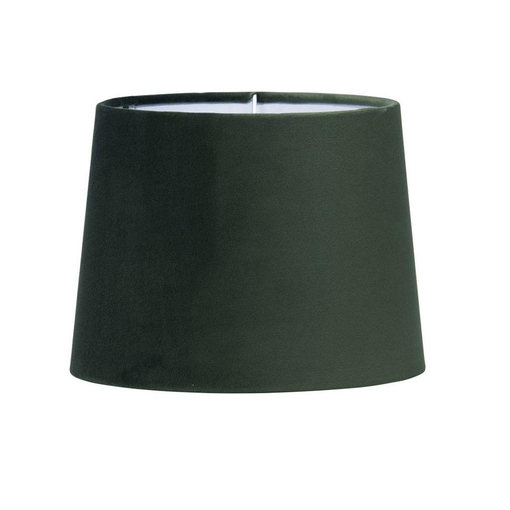 Lampeskærm, Sofia Fløjl, Smaragd