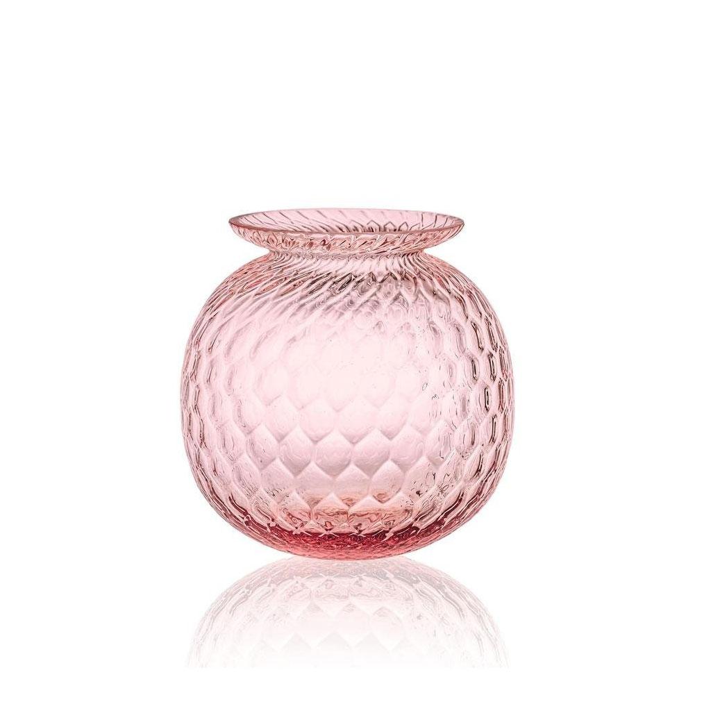 Vase, Balloon Croco Rosa, Anna Von Lipa