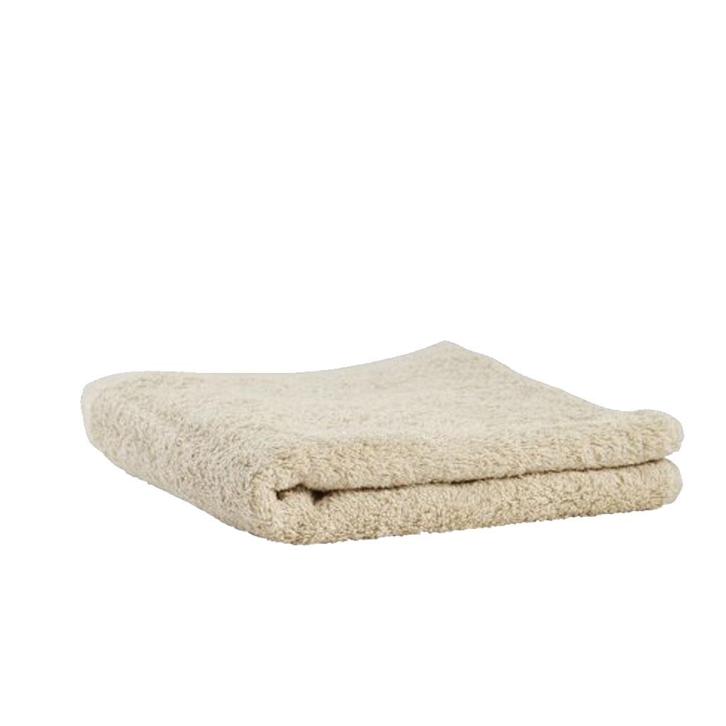 Gæstehåndklæde 30x50cm, Elfenben