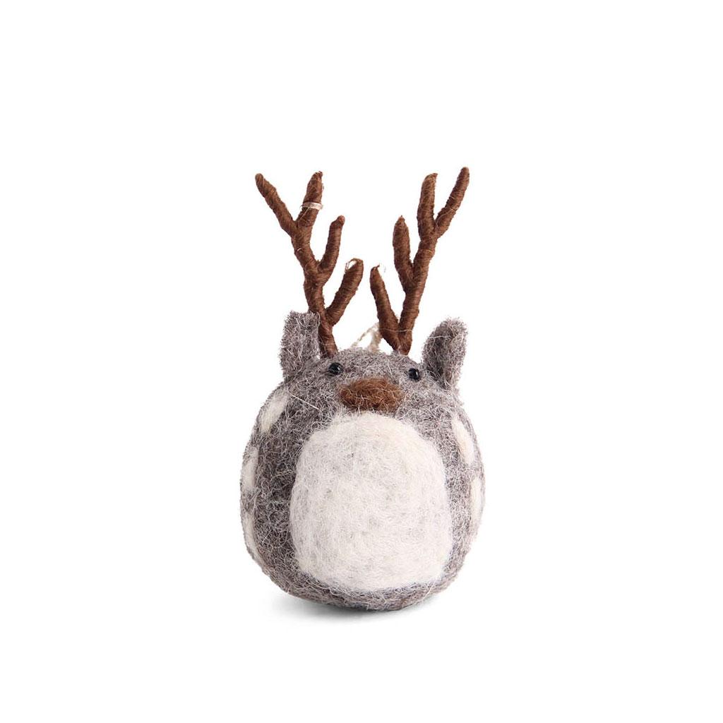 Juleophæng, Rensdyr