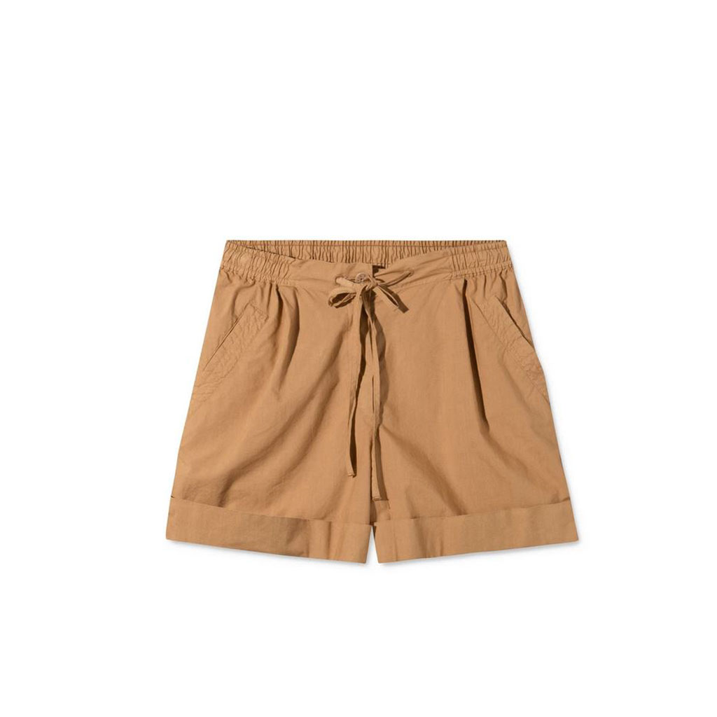 Shorts, Peony Light brown, Rue de Tokyo
