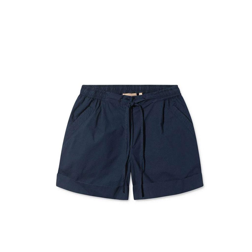 Shorts, Peony Navy, Rue de Tokyo