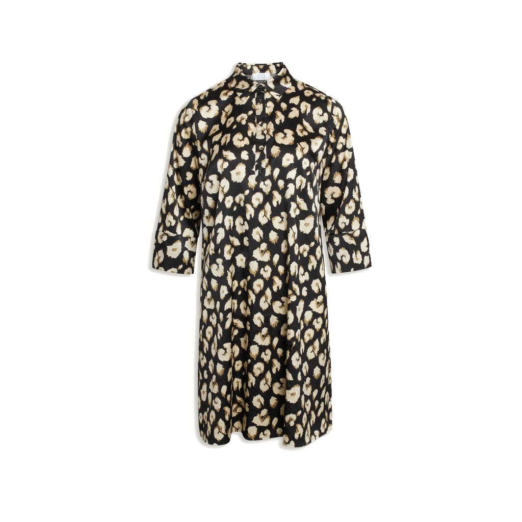 Skjortekjole, Leopard, Love & Divine