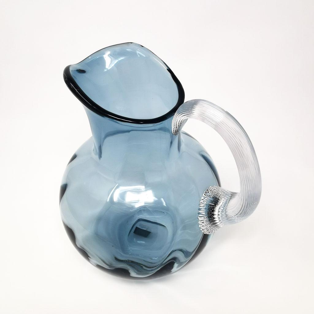 Kande, Paris swirl blue smoke, Anna von Lipa