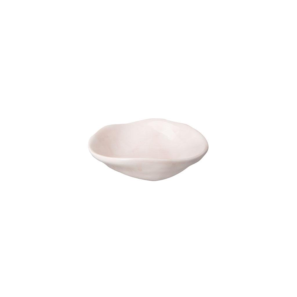 Skål, Rosa keramik Ø10cm