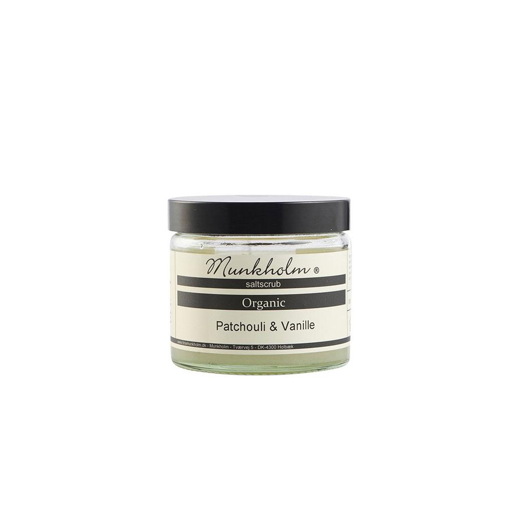 Saltscrub, Patchouli & Vanille