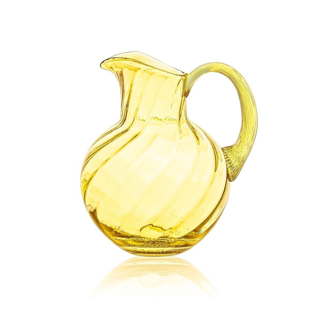 Kande, Paris Swirl Citron, Anna Von Lipa